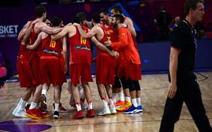 España se prepara para medirse a Rusia