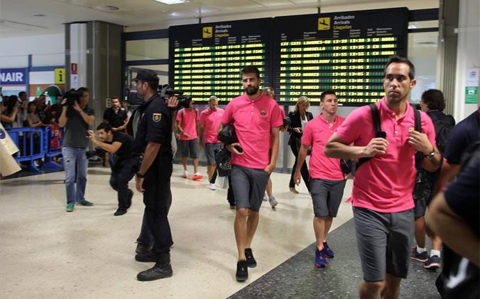 La expedici�n ya est� en Valencia