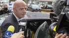 Gianni Infantino, candidato a la presidencia de la FIFA