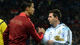 Carlo Ancelotti reveals what Ronaldo thinks about rival Messi
