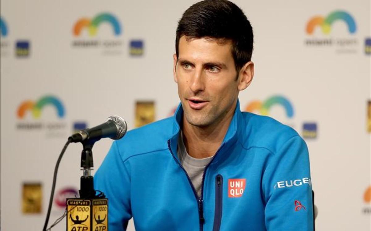 Djokovic toma la iniciativa