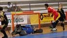 Pau Bargall� ha abierto la goleada ante Alemania