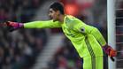 Thibaud Courtois espera cambiar la portería derl Chelsea por la del Real Madrid el próximo verano