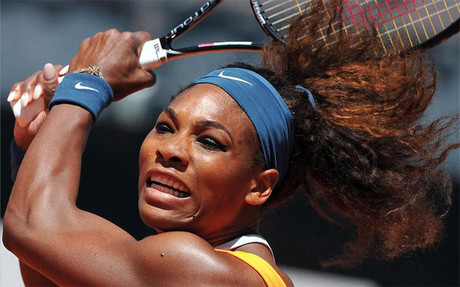 Serena Williams pudo con Azarenka