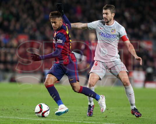 صور : مباراة برشلونة - أتليتيكو مدريد 1-0 ( 20-01-2015 )  1421883642818
