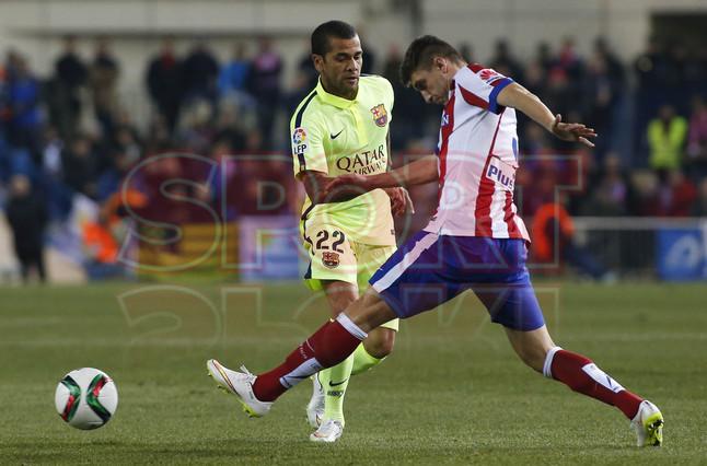 صور : مباراة أتليتيكو مدريد - برشلونة 2-3 ( 28-01-2015 )  1422483165218