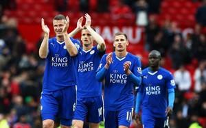 Ahora sí, los jugadores del Leicester ya son campeones de la Premier League