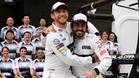 Jenson Button es optimista con respecto a lo que puede lograr Alonso en 2017