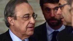 Florentino Pérez ya tiene excusa para la final
