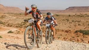 La Gaes Titan Desert es una de las pruebas más duras del mundo