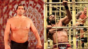 Jinder Mahal retuvo el título en WWE Battleground