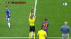 Aleix Vidal volvió a jugar