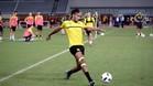 Aubameyang desmiente que se ofreciera al Madrid