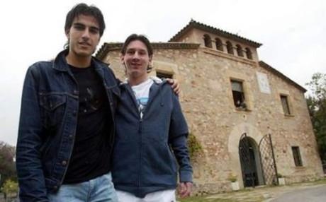 """Messi, el récord del joven que quería """"llegar al primer equipo"""""""