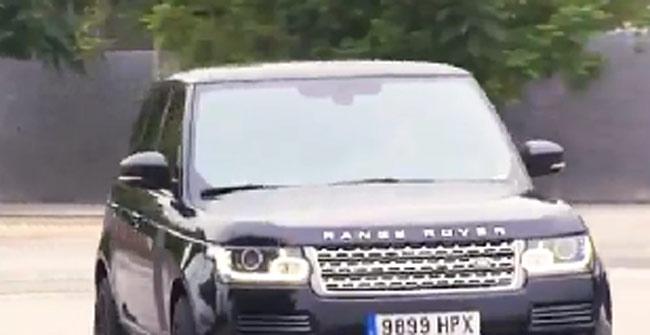 Messi ya puede conducir y avanza en su recupera