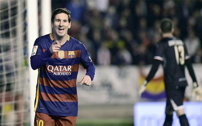 Messi, triturador de debates