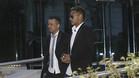 Neymar, a su llegada a la Audiencia Nacional el pasado mes de febrero