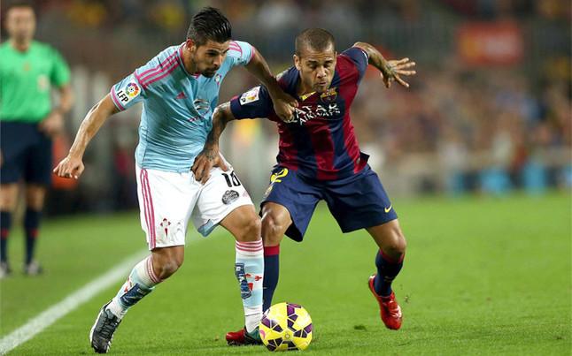 FC Barcelona-Nolito: acuerdo inminente