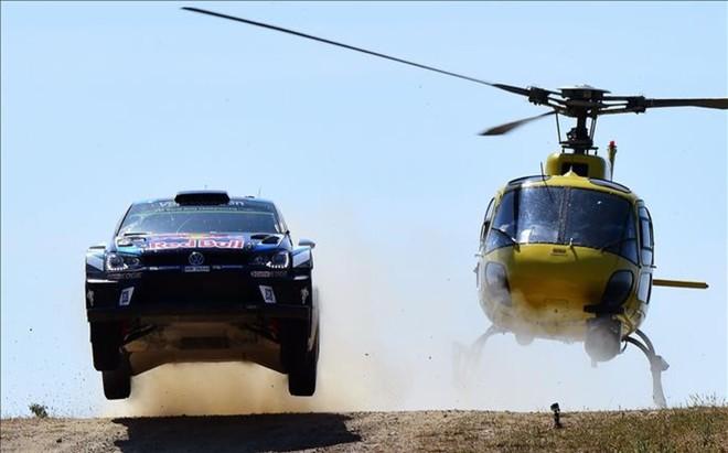 Ogier, l�der del WRC