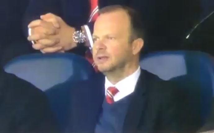 """�A qui�n llam� el vicepresidente del United \""""jodido malgasto de dinero\""""?"""
