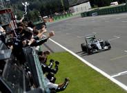 Rosberg recort� diez puntos a Hamilton