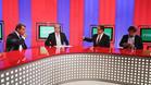 Segundo debate electoral entre Laporta, Benedito y Freixa