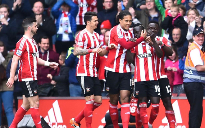 El Southampton arroll� al City