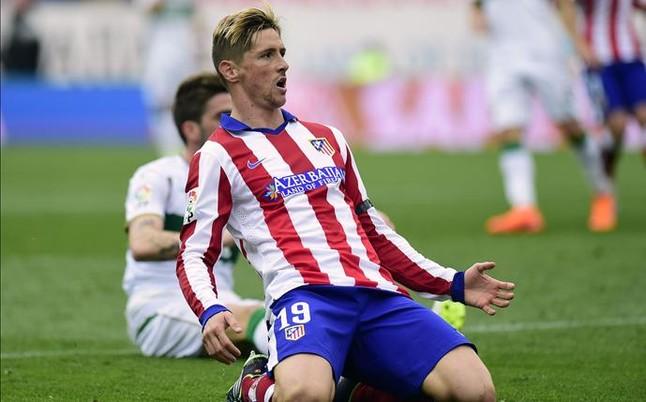 Colocan a Fernando Torres en la �rbita del Bar�a