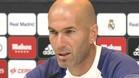 Zidane no entiende los pitos a Cristiano