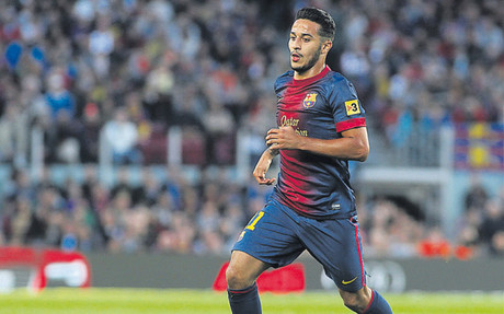 1373406162328 Thiago Alcantara rejected Real Madrid advances; excited for Man United challenge [Sport]