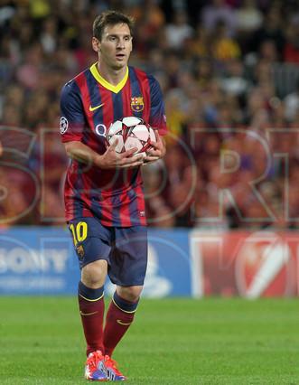FCBARCELONA 4-AJAX 0