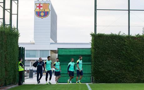 El fc barcelona amplia su ciudad deportiva forocoches for Puerta 8 ciudad deportiva
