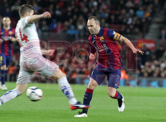 صور : مباراة برشلونة - أتليتيكو مدريد 1-0 ( 20-01-2015 )  1421883699528