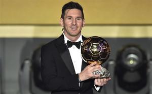 Leo Messi ha madurado desde el nacimiento de su hijo Thiago