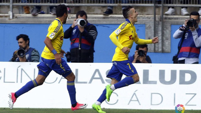 Video resumen Cádiz - Levante (1-1). Jornada 35, Liga 1|2|3 2016-17