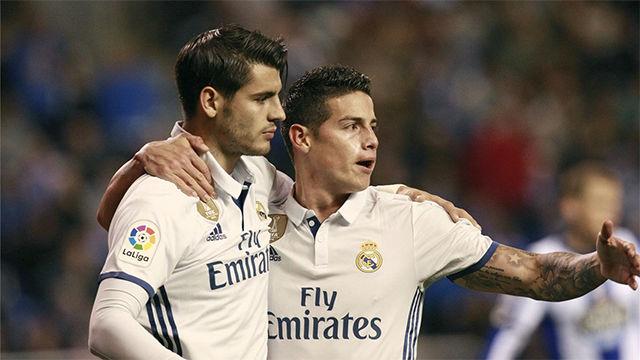 Video resumen: Deportivo, 2 - Real Madrid, 6 - LaLiga