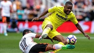 Bakambu es una garantía de gol para el Villarreal