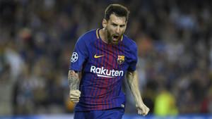 Las rotaciones no están hechas para Messi, que hoy volverá a ser titular
