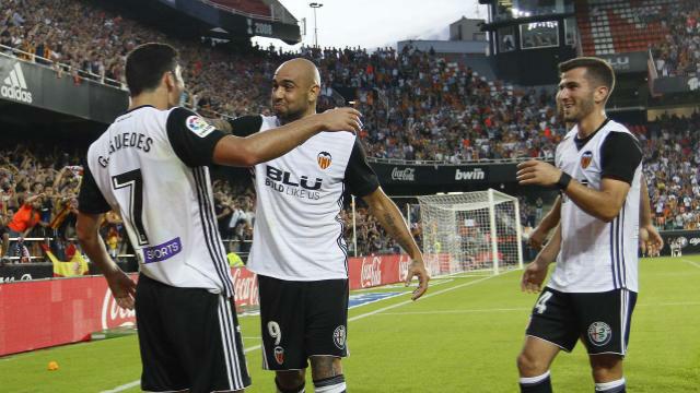 LALIGA   Valencia - Sevilla (4-0)