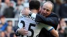 El Newcastle sale del descenso