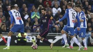 El derbi FC Barcelona - RCD Espanyol, el sábado en el Camp Nou