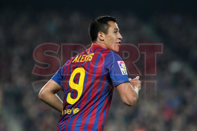 ff0886db0 Alexis Sánchez - FC Barcelona