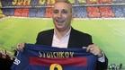 """Stoichkov: """"El Madrid no ceder� el Bernab�u por culpa de Gaspart"""""""