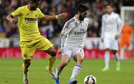 Isco fue de los mejores jugadores del Real Madrid