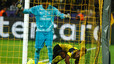 Keylor Navas errs on first Real Madrid game for four months