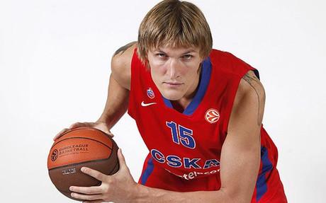 Kirilenko regresa al CSKA Mosc�