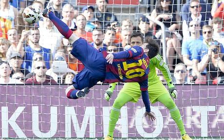 mesqueunclub.gr: Lionel Messi: 400 Barça goals. How, when ...