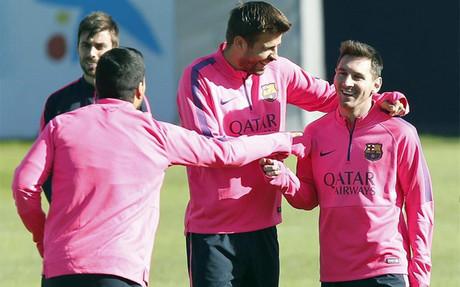 Messi quiere salir comoun héroe del Bernabéu