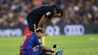 Messi es uno de los futbolistas lesionados que no podr�n disputar la jornada 6 de la Liga