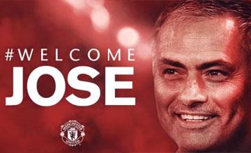 OFICIAL: Mourinho, nuevo t�cnico del Manchester United